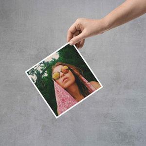 תמונות ריבוע - 15x15, עם מסגרת